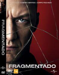 DVD FRAGMENTADO - JAMES MCAVOY