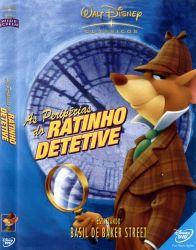 DVD AS PERIPECIAS DO RATINHO DETETIVE