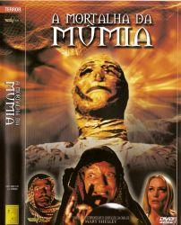 DVD A MORTALHA DA MUMIA