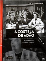 DVD A COSTELA DE ADAO - KATHARINE HEPBURN