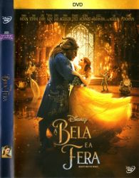 DVD A BELA E A FERA - EMMA WATSON