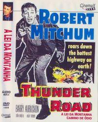 DVD A LEI DA MONTANHA - ROBERT MITCHUM