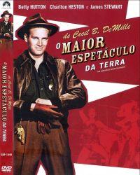 DVD O MAIOR ESPETACULO DA TERRA - CHARLTON HESTON