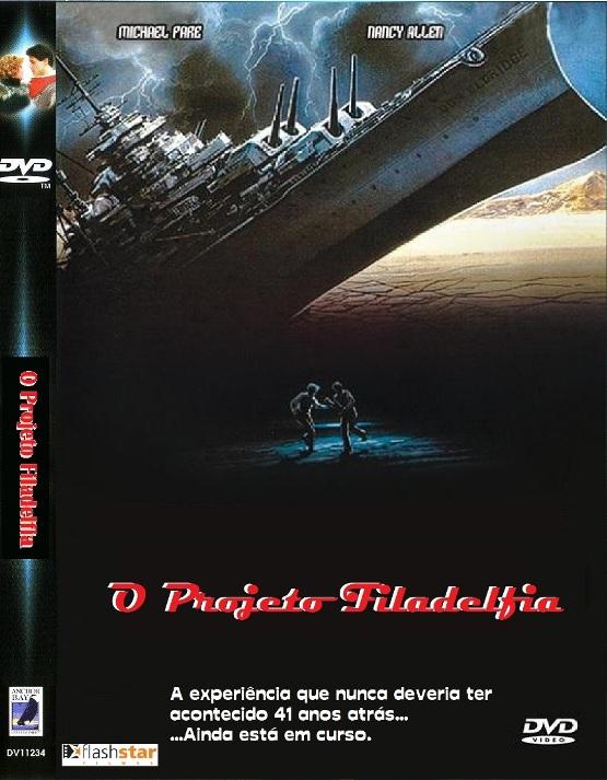 Resultado de imagem para Projeto Filadelfia (1984)