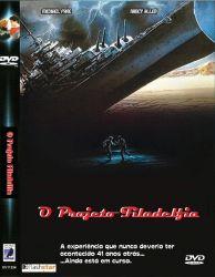DVD PROJETO FILADELFIA - 1984