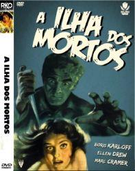 DVD A ILHA DOS MORTOS - 1945