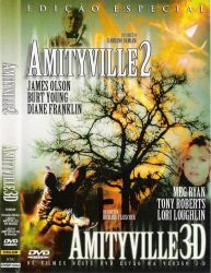 DVD AMITYVILLE 2 - A POSSESSAO