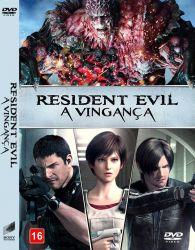 DVD RESIDENT EVIL 7 - A VINGANÇA