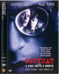 DVD COPYCAT - A VIDA IMITA A MORTE - SIGOURNEY WEAVER