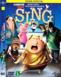 DVD SING - QUEM CANTA SEUS MALES ESPANTA - MATTHEW MCCONAUGHEY