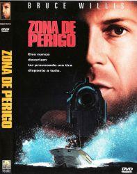 DVD ZONA DE PERIGO - BRUCE WILLIS