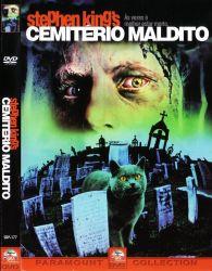 DVD CEMITERIO MALDITO