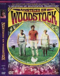 DVD ACONTECEU EM WOODSTOCK