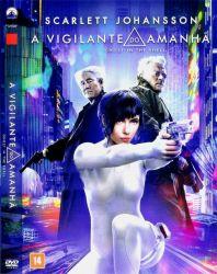 DVD A VIGILANTE DO AMANHA - SCARLETT JOHANSSON