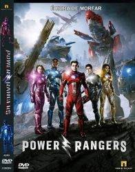 DVD POWER RANGERS - 2017
