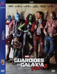 DVD GUARDIOES DA GALAXIA 2