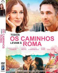 DVD TODOS OS CAMINHOS LEVAM A ROMA
