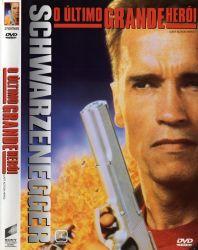 DVD O ULTIMO GRANDE HEROI - ARNOLD SCHWARZENEGGER