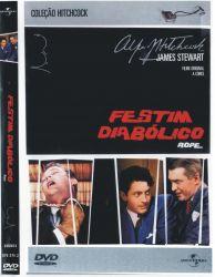 DVD FESTIM DIABOLICO - JAMES STEWART