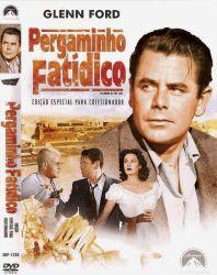 DVD PERGAMINHO FATIDICO - GLENN FORD