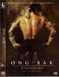 DVD ONG-BAK - O GUERREIRO SAGRADO
