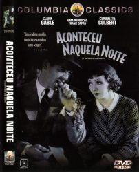 DVD ACONTECEU NAQUELA NOITE - CLARK GABLE