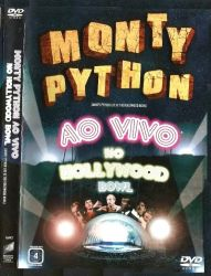 DVD MONTY PYTHON AO VIVO NO HOLLYWOOD BOWL