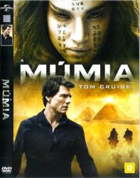 DVD A MUMIA - TOM CRUISE
