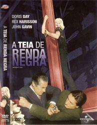DVD A TEIA DE RENDA NEGRA - DORIS DAY