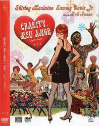 DVD CHARITY MEU AMOR - SHIRLEY MACLAINE