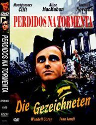 DVD PERDIDOS NA TORMENTA - MONTGOMERY CLIFT