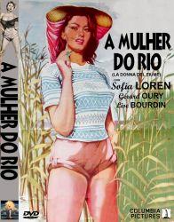 DVD A MULHER DO RIO - SOFIA LOREN