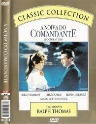 DVD A NOIVA DO COMANDANTE - BRIGITTE BARDOT