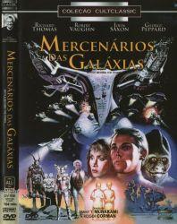 DVD MERCENARIOS DAS GALAXIAS
