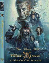 DVD PIRATAS DO CARIBE - A VINGANÇA DE SALAZAR