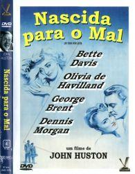 DVD NASCIDA PARA O MAL - BETTE DAVIS