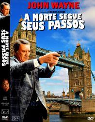 DVD A MORTE SEGUE SEUS PASSOS - JOHN WAYNE