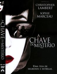 DVD A CHAVE DO MISTERIO - CHRISTOPHER LAMBERT