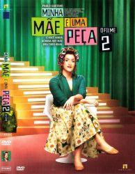 DVD MINHA MAE E UMA PEÇA 2