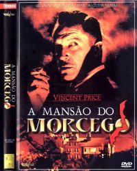 DVD A MANSAO DO MORCEGO - VINCENT PRICE