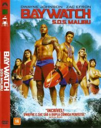 DVD SOS MALIBU - DWAYNE JOHNSON