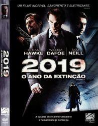DVD 2019 - O ANO DA EXTINÇAO - SAM NEILL