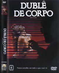 DVD DUBLE DE CORPO - LEGENDADO - 1984