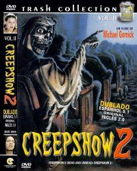 DVD CREEPSHOW 2 - SHOW DE HORRORES