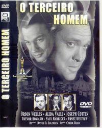 DVD O TERCEIRO HOMEM