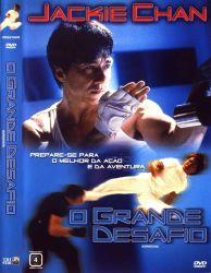 DVD O GRANDE DESAFIO - JACKIE CHAN