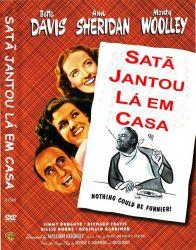 DVD SATA JANTOU LA EM CASA - BETTE DAVIS