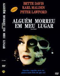 DVD ALGUEM MORREU EM MEU LUGAR - BETTE DAVIS