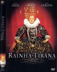 DVD RAINHA TIRANA - BETTE DAVIS