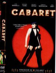 DVD CABARET - LIZA MINNELLI